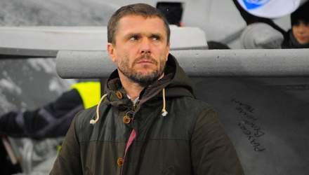Слухи подтвердились: Ребров официально возглавил футбольный клуб из страны ЕС