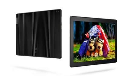 Lenovo представила лінійку планшетів, найдешевший коштує менше 2 тисяч гривень