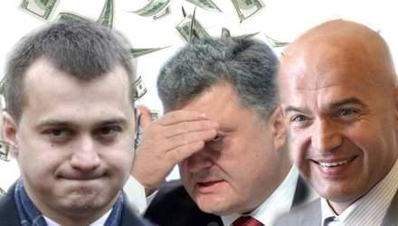Грабування України: як люди Порошенка нахабно піаряться за держкошти