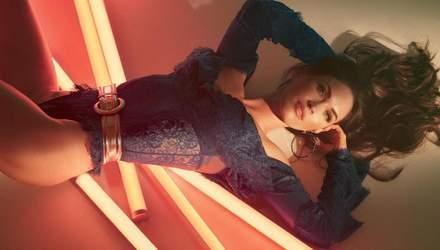 Сексапильная Меган Фокс снялась для рекламы белья: горячие фото