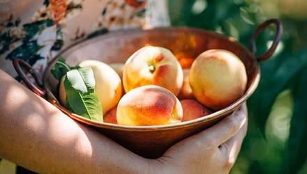 Як консервувати персики: смачні рецепти на зиму