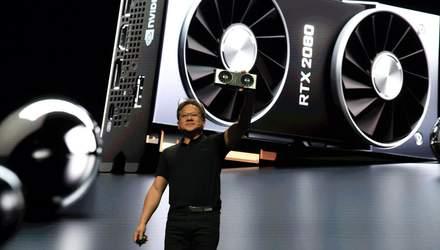 Відеокарта NVIDIA GeForce RTX 2080 показала неймовірний результат в новому тесті