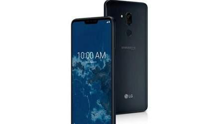 LG представила смартфон LG G7 One с флагманскими характеристиками