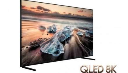 Samsung представила телевізор Q900R 8K QLED з неймовірною роздільною здатністю