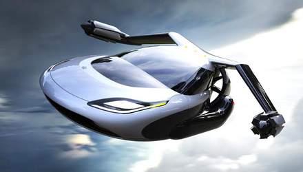 Компания Terrafugia анонсировала старт продаж первого летающего автомобиля