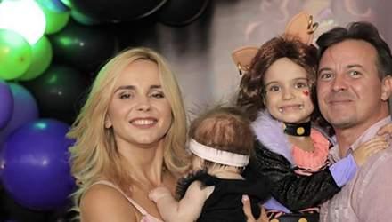 Лилия Ребрик показала очаровательные фото с празднования дня рождения дочери