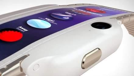 IFA 2018: презентували незвичайний наручний смартфон Nubia Alpha