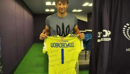 Андрей Шевченко официально представил своего нового звездного помощника