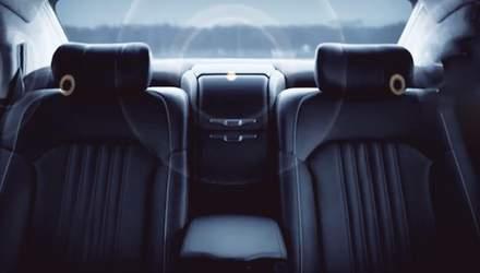 Технология Hyundai позволяет каждому пассажиру отдельно слушать любимую музыку без наушников