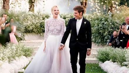 Дешево, – Стефано Габбана розкритикував весільне вбрання блогерки К'яри Ферраньї