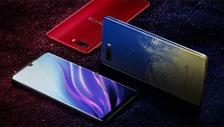 ZTE презентувала безрамковий смартфон Nubia Z18: характеристики, ціна