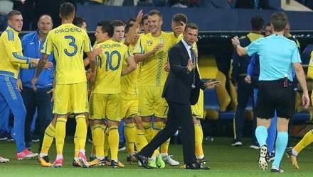 Шансы равны, – Андрей Шевченко рассказал об игре сборной Украины против Чехии в Лиге Наций