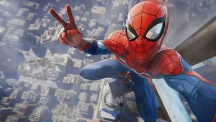 Гра Spider-Man вже доступна для всіх фанатів культового супергероя