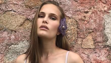 Макияж от супермодели: Алла Костромичева показала, как сделать натуральный мейк-ап