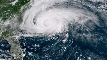 """Ураган """"Флоренс"""" у США: останні новини про нищівну стихію"""