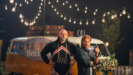 Потап записал украиноязычную песню с Олегом Винником: неожиданное видео
