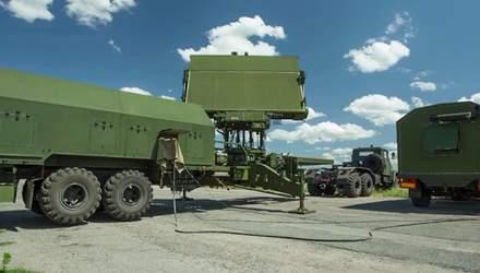 Техніка війни. Нова потужна техніка для контролю повітряного простору України