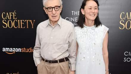 Сумно і несправедливо: дружина Вуді Аллена вперше прокоментувала секс-скандал