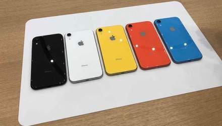 У нового iPhone Xr виникли проблеми з екраном