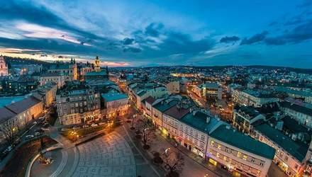 Европа начинается с Перемышля: побывать в трех странах за 4 тысячи 600 гривен