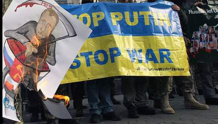 Путіна треба зупинити: чому у світі почалася хвиля антиросійських мітингів