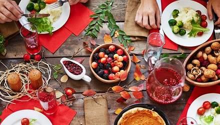 Чим харчуватися восени: поради дієтолога