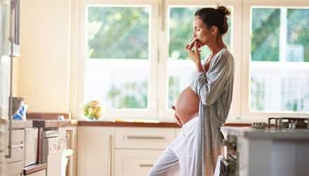Чи потрібно вагітній їсти за двох: неочікувані висновки вчених