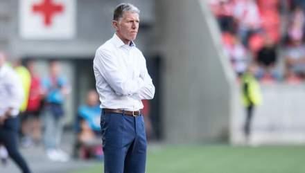 Соперник Украины в Лиге наций официально получил нового тренера