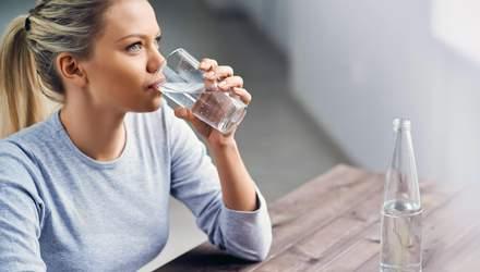 Як і коли потрібно пити воду