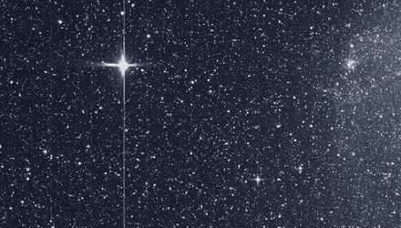 Супутник TESS надіслав на Землю перший космічний знімок
