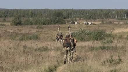Як бійці 30-ї бригади готуються їхати на Донбас: репортаж з полігону