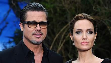 Анджеліна Джолі таємно зустрілась з Бредом Піттом, – ЗМІ