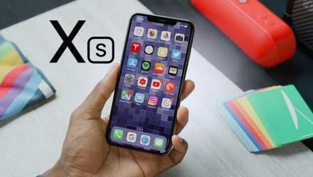 Про які особливості iPhone Xs не розповіли розробники на презентації