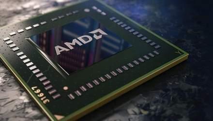 """AMD готує нові компоненти до материнських плат: в мережу """"злили"""" особливості новинки"""