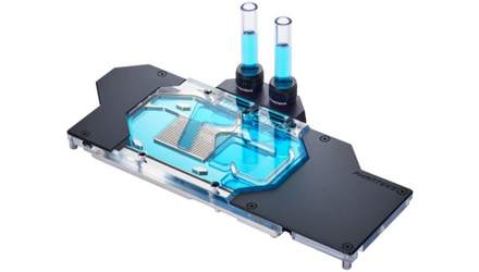 Phanteks подготовила водоблоки для видеокарт NVIDIA GeForce RTX 2080 и RTX 2080 Ti