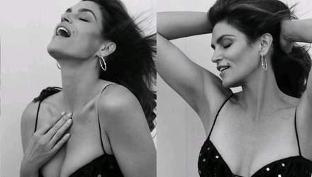 Розкішна Сінді Кроуфорд стала зіркою глянцю: фото