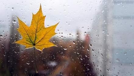 В Україну прийшла осінь: як у Львові лютував вітер, а Київ стояв у масштабних заторах