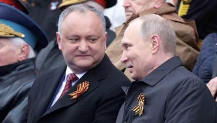 Україна може стати жертвою маніпуляцій молдовського друга Путіна, – експерт