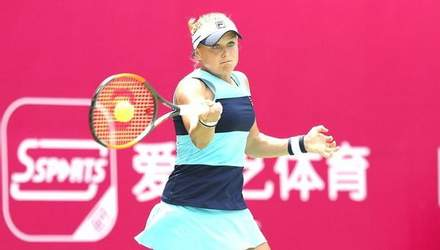 Українка Козлова сенсаційно перемогла в 1/16 турніру в Ташкенті, Світоліна та Костюк вибули