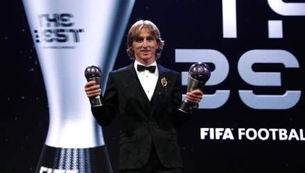 Підсумки ФІФА The Best-2018: переможці всіх номінацій