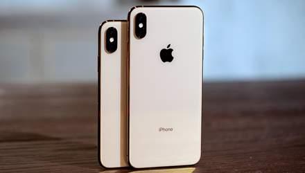 """Скільки насправді можуть """"прожити"""" iPhone Xs та iPhone Xs Max: тести батареї смартфонів"""