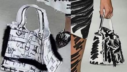 Бренд Moschino звинуватили у плагіаті: фотопорівняння