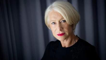 Навіщо таке носити? – 73-річна Гелен Міррен збентежила мережу новим фото