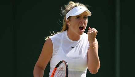 Еліна Світоліна повернеться в топ-5 світового тенісного рейтингу