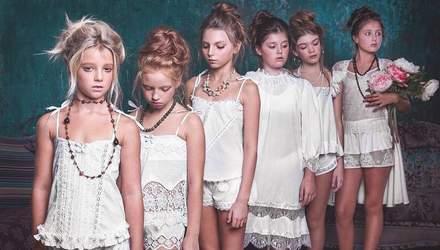 """""""Мрія педофіла"""" і """"міні-бордель"""": реклама дитячої білизни одеської дизайнерки розгнівала мережу"""