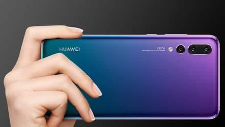 Опублікували новий рейтинг камер смартфонів: Huawei P20 Pro більше не буде лідером