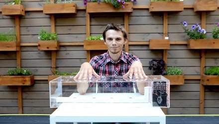 Андрій Яремич: українець, який створив проект інноваційної мікроферми