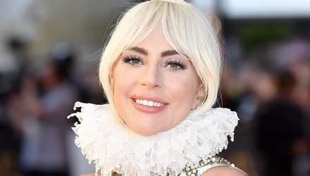 Леді Гага вразила пишною сукнею в стилі Єлизавети I: фото з червоної доріжки