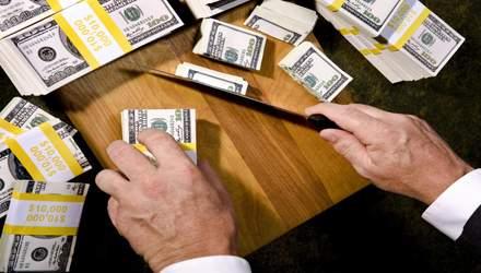 Наші з вами збитки: як податки українців фінансують корупціонерів