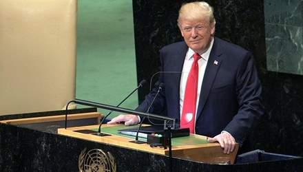 Что настораживает в речи Трампа на Генасамблее ООН
